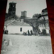 Postales: ANTIGUA POSTAL DE ALHAMA DE ARAGON - CASA COMERCIKO DE TEJIDOS Y COMESTIBLES DE MARCOS GALLEGO ENTR. Lote 14091891