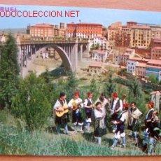 Postales: TERUEL- VIADUCTO Y VISTA PARCIAL. Lote 16844164