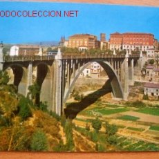 Postales: TERUEL- VIADUCTO Y VISTA PARCIAL. Lote 16478194