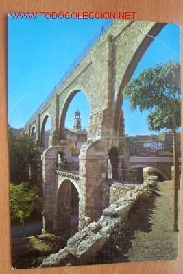 TERUEL- ARCOS DEL ACUEDUCTO (Postales - España - Aragón Moderna (desde 1.940))