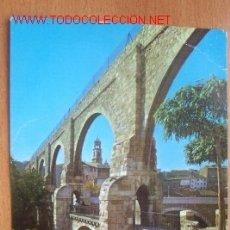 Postales: TERUEL- ARCOS DEL ACUEDUCTO. Lote 16844191