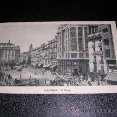 Postales: ZARAGOZA - EL COSO. Lote 9793787