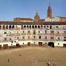 Postales: TARAZONA (ZARAGOZA).- ANTIGUA PLAZA DE TOROS. Lote 9831344