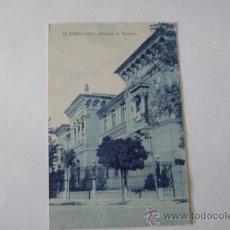 Postales: ZARAGOZA.PALACIO DE MUSEOS 0311042. Lote 9914178