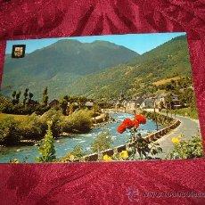 Postales: VALL D ARAN BOSSOST,VISTA PARCIAL EDICIONES FISA POSTALES ESCUDO DE ORO. Lote 10275512