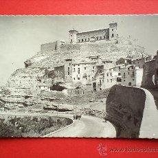 Postales: ALCAÑIZ- N.6---TERUEL´´´´CASTILLO DE LOS CALATRAVOS--SIN CIRCULAR. Lote 10407022