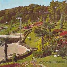 Postales: ZARAGOZA - JARDIN DE INVIERNO. Lote 10451163