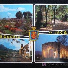 Postales: ARAGON. SIN CIRCULAR.JACA. Lote 10509138