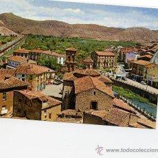 Postales: ALHAMA DE ARAGON - CIRCULADA - AÑO 1967 -. Lote 10678799