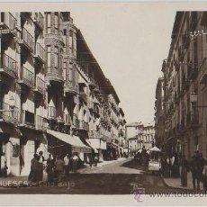 Postales: TARJETA POSTAL COSO BAJO HUESCA. Lote 17665682