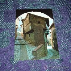 Postales: ALBARRACIN ARCO DEL PORTAL DE MOLINA,EDICIONES SICILIA-ZARAGOZA. Lote 10833291