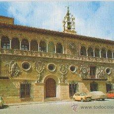 Postales: TARJETA POSTAL DE TARAZONA CASA CONSISTORIAL (ANTIGUA LONJA) SIGLO XVI ZARAGOZA. Lote 11450995