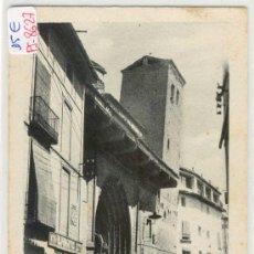 Postales: (PS-8627)POSTAL DE CALATAYUD-CALLE DE LA RUA. Lote 10961188