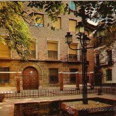 Postales: Nº 337 POSTAL ZARAGOZA PLAZA DE SANTA CRUZ. Lote 11745136
