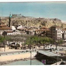 Postales: ARAGON-CALATAYUD-4,VISTA PARCIAL, AL FONDO EL CASTILLO-EDICIONES SICILIA- VELL I BELL. Lote 25053263