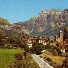 Postales: TORLA (HUESCA) - VISTA GENERAL - ED. SICILIA 1963. Lote 12095694