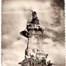 Postales: POSTAL ZARAGOZA MONUMENTO SITIOS DE ZARAGOZA . Lote 12099069