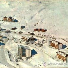 Postales: CANDANCHU - PIRINEO ARAGONES - ESTACION INVERNAL, CONJUNTO DE HOTELES (1971). Lote 19719444