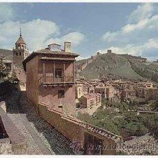 Postales: TERUEL. ALBARRACIN. CIUDAD HISTORICA Y MONUMENTAL. ED. SICILIA Nº 32. SIN CIRCULAR. Lote 12396243