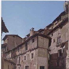 Postales: TERUEL. ALBARRACIN. CALLE AZAGRA Y ESCALERILLAS ( MONUMENTO NACIONAL ). ED. SICILIA Nº 14. SIN CIRC.. Lote 12396307