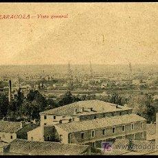 Postales: ZARAGOZA : VISTA GENERAL.. Lote 14347822