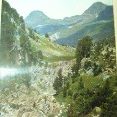 Postales: + BENASQUE, HUESCA. HACIA 1970. EDICIONES SICILIA ZARAGOZA. Lote 12823261