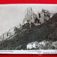 Cartoline: HUESCA - ORDESA - TOZAL DEL MALLO. Lote 13136118
