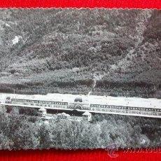 Cartoline: HUESCA - CANFRANC - ESTACION. Lote 13136131