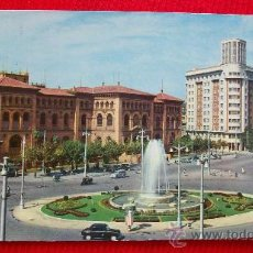 Postales: ZARAGOZA - Nº 1 - RARA EDICION. Lote 13159107