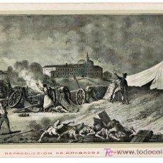 Postales: TARJETA POSTAL DE ZARAGOZA Nº 10. CENTENARIO DE LOS SITIOS EN 1908. LIT. E. PORTABELLA. Lote 13494230
