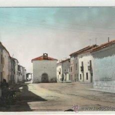 Postales: (PS-11923)POSTAL DE TORRIJO DEL CAMPO(TERUEL)-ERMITA SANTA BARBARA. Lote 13718065