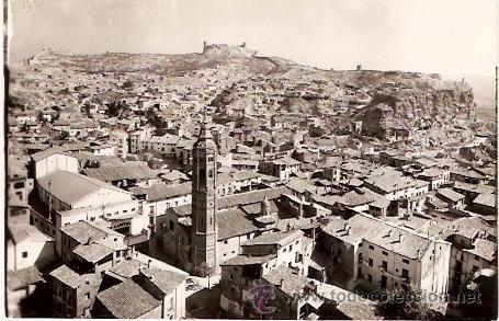 POSTAL CALATAYUD VISTA PARCIAL Nº 14 EDICIONES SICILIA (Postales - España - Aragón Moderna (desde 1.940))