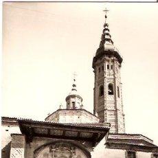 Postales: POSTAL CALATAYUD COLEGIO SANTA MARIA TORRE FACHADA Nº 13 EDICIONES SICILIA . Lote 13791942