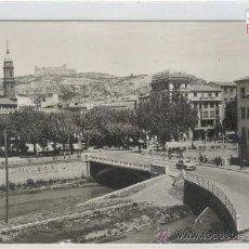 Postales - (PS-12173)POSTAL DE CALATAYUD(ZARAGOZA)-VISTA PARCIAL-ALFONDO EL CASTILLO - 13889492