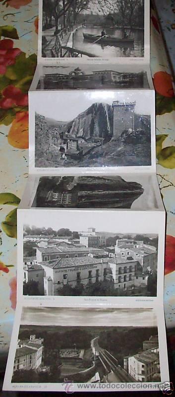 Postales: 10 POSTALES RECUERDO DE ALHAMA DE ARAGON ZARAGOZA, POSTAL - Foto 2 - 27548985