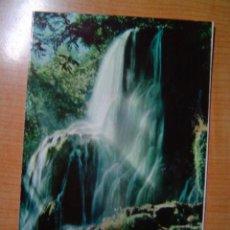 Postales: POSTAL MONASTERIO DE PIEDRA (ZARAGOZA) CASCADA TRINIDAD SIN CIRCULAR. Lote 14242276