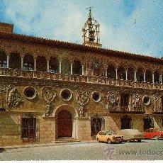 Postales: TARAZONA .- ZARAGOZA.- CASA CONSISTORIAL.- ED. SICILIA .- AÑO 1973. Lote 14528428