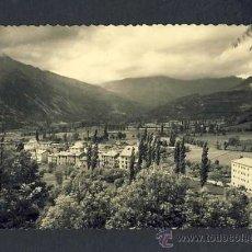 Postales: POSTAL DE CASTEJON DE SOS (HUESCA): VISTA DEL VALLE (ED.SICILIA NUM.1). Lote 14558758