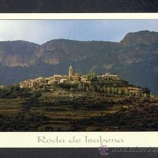 Postales: POSTAL DE RODA DE ISABENA (HUESCA): VISTA PARCIAL (ED.RO NUM.11). Lote 14561296