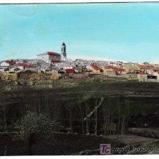 Postales: INTERESANTE POSTAL - PALOMAR DE ARROYOS (TERUEL) - VISTA DEL PUEBLO . Lote 17314568