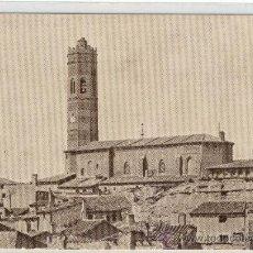 Postales: (PS-13509)POSTAL DE TAUSTE(ZARAGOZA)-IGLESIA PARROQUIAL. Lote 15513209