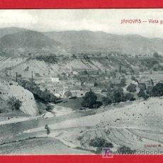 Postales: JANOVAS , HUESCA , VISTA GENERAL , ED LARROSA ,BOLTAÑA , P32.569. Lote 16011675