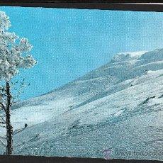 Postales: CANFRANC-CANDANCHU. FANTASIA EN LAS PISTAS DEL TOBAZO. Lote 16038563