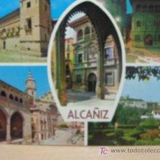 Postales: + POSTAL DE ALCAÑIZ TERUEL. Lote 16706553