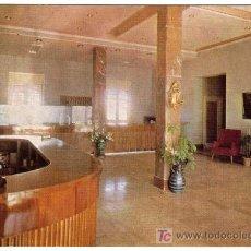 Postales: BONITA POSTAL - CALATAYUD (ZARAGOZA) - HOTEL ROGELIO. Lote 26008156