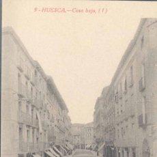 Postales: HUESCA.-COSO BAJO. Lote 16904753