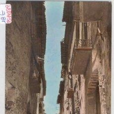 Postales: (PS-14889)POSTAL DE CAPELLA(HUESCA)-CALLE DE LA IGLESIA. Lote 16958374
