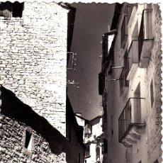 Postales: PS0153 BOLTAÑA (HUESCA) 'CALLE SAN PABLO'. EDICIONES SICILIA. SIN CIRCULAR. Lote 17056210