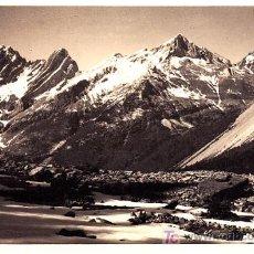 Postales: PS0308 BIELSA 'CIRCO DE PINETA'. EDICIONES ISMAEL. ESCRITA AL DORSO. Lote 17091458