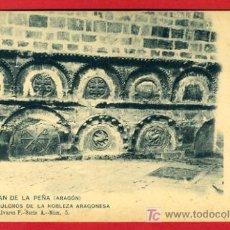 Postkarten - SAN JUAN DE LA PEÑA, HUESCA, SEPULCROS DE LA NOBLEZA ARAGONESA, P35315 - 17320273